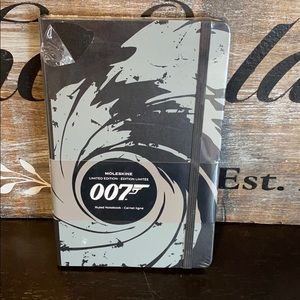 Moleskine Ltd Ed 007 Ruled Notebook